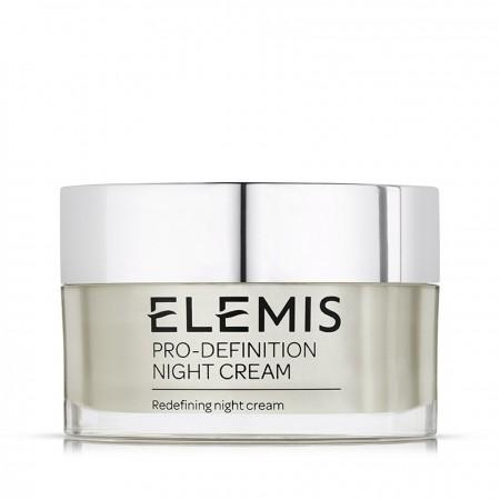 ELEMIS Pro-Collagen Definition Night Cream - Нічний ліфтинг-крем для обличчя, 50 мл