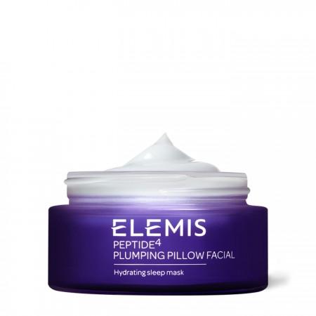 ELEMIS Peptide4 Plumping Pillow Facial - Охолоджуюча нічна крем-маска, 50 мл