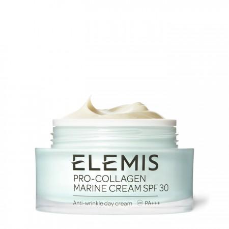 ELEMIS Pro-Collagen Marine Cream SPF30 - Крем для обличчя Про-Колаген SPF30, 50 мл