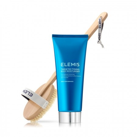 ELEMIS  Targeted Toning Body Brushing Detox Programme  -Антицелюлітна Програма
