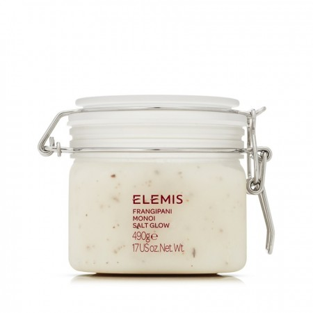 ELEMIS  Frangipani Monoi Salt Glow - Солевой скраб для тела Франжипани, 490 г