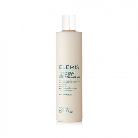 ELEMIS Sea Lavender & Samphire Bath & Shower Milk - Молочко для ванни і душу, 300 мл