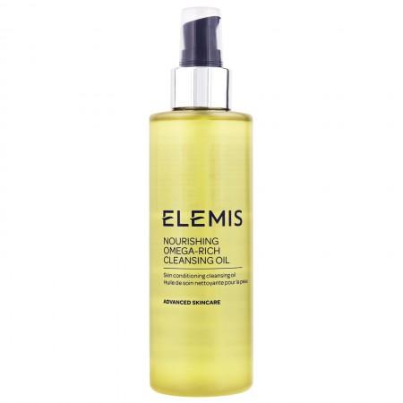 ELEMIS Nourishing Omega-Rich Cleansing Oil -Поживна очищувальна олія, 195 мл