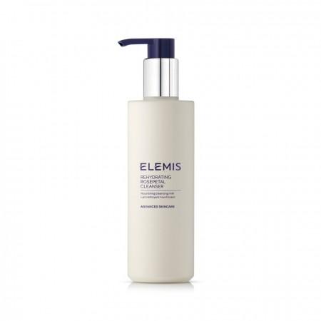 ELEMIS Rehydrating Rosepetal Cleanser - Очищающее увлажняющее молочко, 200 мл